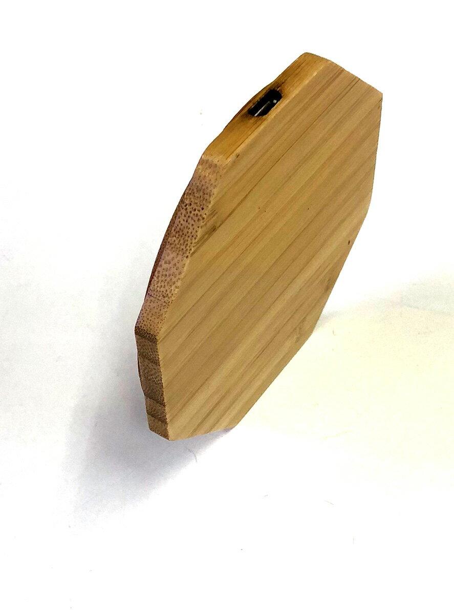 【メール便なら送料無料】木のワイヤレス充電器Qi形式対応選べる4種類MicroUSBケーブル付き【置くだけ充電】【iPhone8iPhoneXGalaxyNEXUS6NEXUS7】