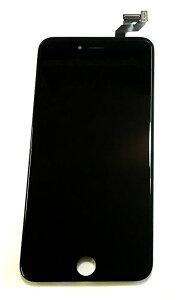 a7010caec4 【iPhone6s Plus】 液晶フロントパネルアセンブリ ブラック アイフォン修理パーツ 【スマホ交換用