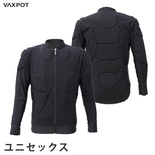 スノーボード プロテクター レディース メンズ ボディープロテクター 長袖 VAXPOT(バ...