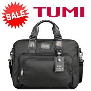 TUMI (トゥミ) ブリーフケース 022631 Alpha ユマ スリム 【送料無料】 tumi メンズ ビジネス...