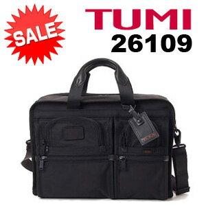 期間限定価格 tumi 激安TUMI (トゥミ) ブリーフケース 26109DH Alpha インターナショナル・オ...