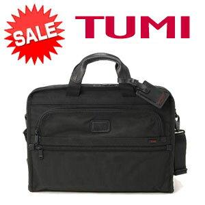 TUMI (トゥミ) ブリーフケース 026111DH Alpha スリム ラージ スクリーン ポートフォリオ【...
