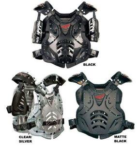 SALE FLY フライ Convertible 2 Chest Protectors 2016モデル オフロード モトクロス チェストプロテクター 胸 【黒】【艶消黒】【クリア銀】【AMACLUB】 おすすめ