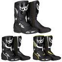 Berik ベリック Shaft 2.0 Boots ライディングブーツ オンロード ライダー バイク ツーリングにも 防水 防寒 レザー シャフト アウトレット 大きいサイズあり イタリアブランド【黒】【黒グレー白】【黒黄】【AMACLUB】