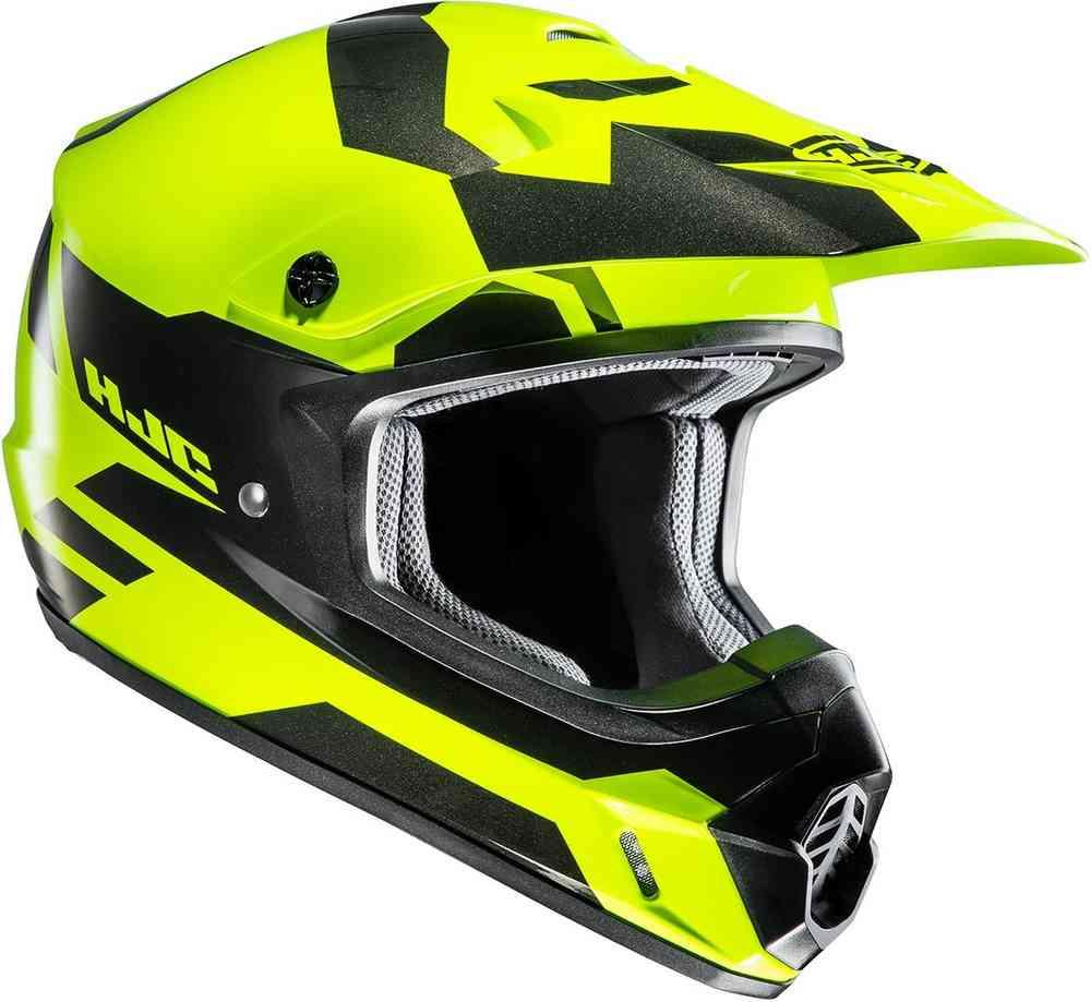 【3XLまで】HJC エイチジェイシー CS-MX 2 PICTOR オフロードヘルメット モトクロスヘルメット バイク 大きいサイズ あり ピクター アウトレット(イエロー)(オレンジ)(AMACLUB)