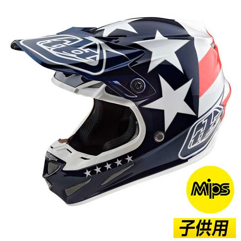 TROY LEE DESIGNS SE4 POLYACRYLITE FREEDOM 2020モデル ポリアクリライト フリーダム モトクロスヘルメット オフロードヘルメット バイク かっこいい画像