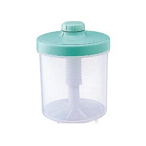簡易 漬物 容器 ハイペット E-40 グリーン 押しぶた付き 圧力 キッチン つけもの 手作り 透明 タッパー 中身 が 見える 簡単 ぬか漬け 自家製 家庭 台所 本格的 ふた付 野菜 健康 ヘルシー 丸型 保存 プラスチック つけ物 リス