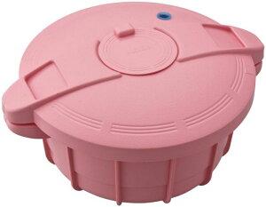 マイヤー MPC-2.3NP 旧タイプ 電子レンジ圧力鍋 ニューピンク 2.3L レンジ調理 簡単 便利 時短 かわいい おしゃれ
