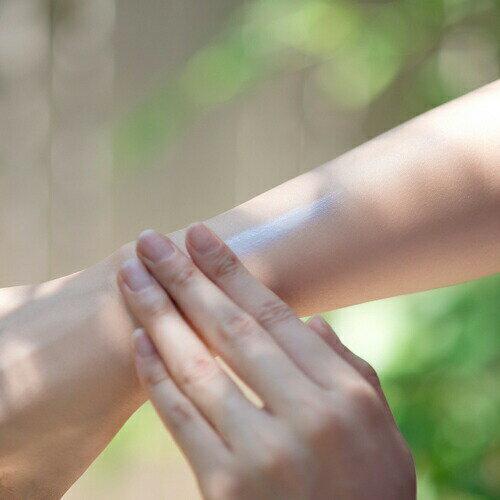 【白くまアウトドアシリーズ】【アウトドア】【UVクリーム】【SPF50/PA+++】【顔・からだ用】日焼け止め顔uvオーガニック化粧下地子供子ども子供用紫外線散乱剤下地トーンアップ乳液無添加メンズ