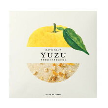 YUZUシリーズアロマバスソルト
