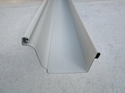 楽天さんの商品リンク写真画像:よく使われるPanasonicのシビルスケア雨樋PC50 ※現場での外観形状から実際の雨樋の種類の調べ方解説用画像3