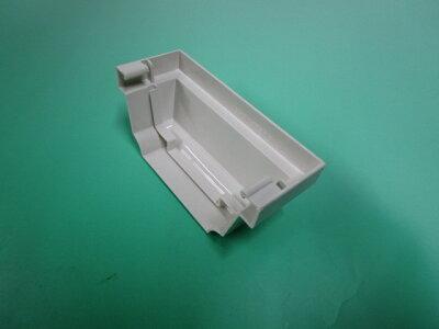 楽天さんの商品リンク写真画像:ライナートップX70Uの止り外観写真2斜め ※具体的な雨樋の種類の比較例解説用画像10