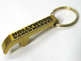 ハリウッドランチマーケットオープナーキーホルダー金