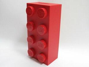 良い子と楽しむ&アメカジ LEGO雑貨通販LEGO 貯金箱 赤