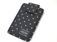ヘッドポーターiPhone4ケースステラ黒×白新品