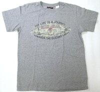 ハリウッドランチマーケットLifeisaJourneyTシャツL新品