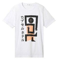 ユニクロ 雑貨 通販UT ユニクロ カプセルホテル Tシャツ L
