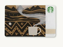 スターバックス 雑貨 通販スターバックス コーヒーアート カード