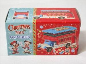 ディズニーリゾート限定 トミカ クリスマスバス 2015