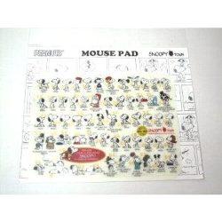 ZAK スヌーピー 60年間ありがとう マウスパッド