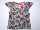UTユニクロキャシャレル花柄Tシャツ (WOMEN)S