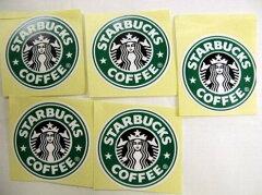スターバックス コーヒー 雑貨 通販 スターバックス ステッカー5枚