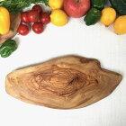 「聖なる木」オリーブ2つとないオリジナル!天然形をそのまま活かした輪切り37北アフリカチュニジアより新品現物