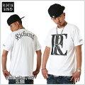 【★あす楽対応★】RICHEND/リッチエンドTシャツ【RELOGO】ホワイト×ブラック