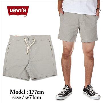 リーバイス ハーフパンツ メンズ LEVIS サマーショーツ ショートパンツ LEVI'S 【カーキベージュ】B系 ストリート系 ヒップホップ ダンス 衣装 ブランド ファッション AMAZING アメージング