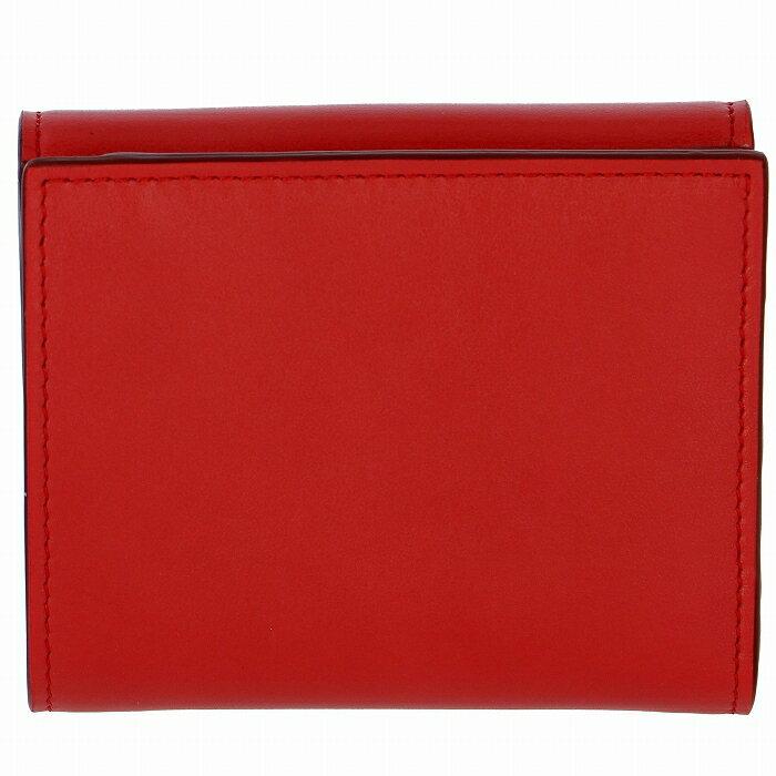 クロエ CHLOE 2019年春夏新作 財布 TESS ミニ財布 二つ折り 二つ折り財布 レッド系 9SP041 A37 640