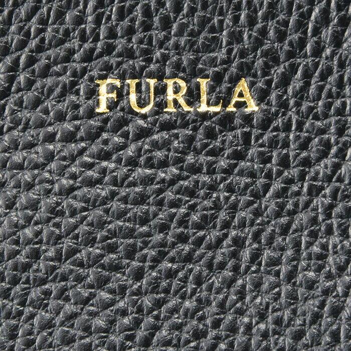 フルラ FURLA 2019年春夏新作 トートバッグ A4サイズ EDEN M TOTE ブラック BUQ4 HSF O60