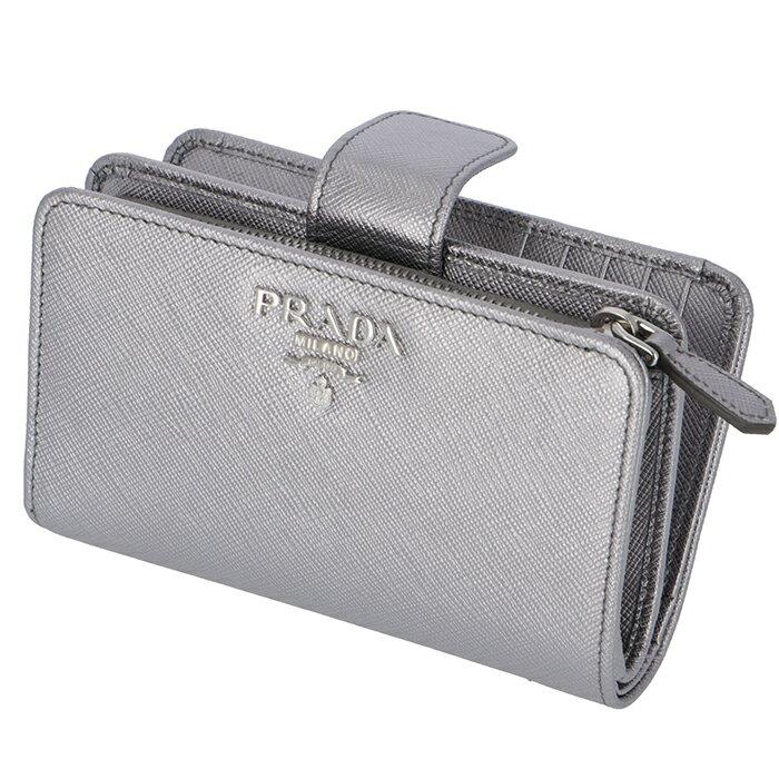 5964af3b118f プラダ 財布 二つ折り 二つ折り財布 折財布 サフィアーノ 財布 レディース 二つ折り財布 CROMO