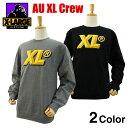 エクストララージ AU XL クルー スウェット スケート スケーター ウエアー (X-LARGE AU XL CREW メンズ 男性用 トレーナー)
