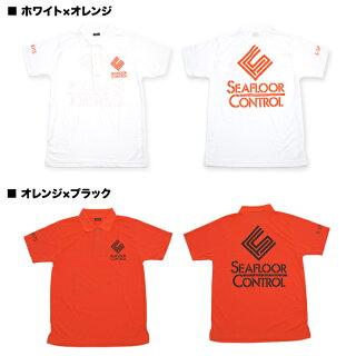 ポロシャツPoloShirtsシーフロアコントロール《SEAFLOORCONTROL》リラックスフィットドライ&デオドラントポロシャツ【サイズ:S〜3L】