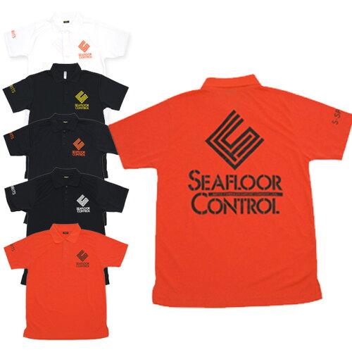 ポロシャツ Polo Shirtsシーフロアコントロール 《 SEAFLOOR CONTROL 》リラックスフィットドライ...