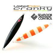クランキー シーフロアコントロール カラーマットブラック オレンジ グローマット ブラック スペシャル スロージギング