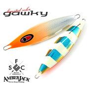 ガーキー シーフロアコントロール カラーヘッドチャートオレンジ ゴールド グロースロージギング