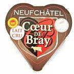 【形がハートでキュートなチーズ!】クール・ド・ヌーシャテルAOP 200g
