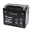 YTX12-BS 台湾 yuasa ユアサ バイク バッテリー ...