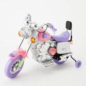 アメリカンバイク(ピンク)