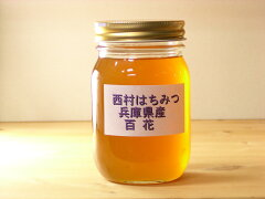 鉄分などミネラル豊富で濃厚な奥深い風味兵庫県宝塚産 百花蜜 fs3gm