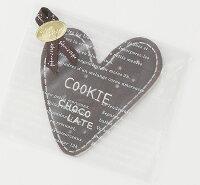 ハート型クッキーコースターパッケージ