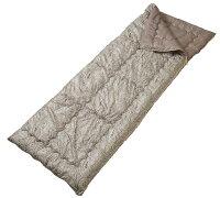 寝袋ふとん状態