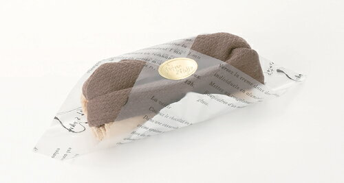残りわずか エクレア:チョコ 日本製ソフトフキンで出来たエクレア 一部地域除く 生地は日本製なので安心安全 タオルケーキ クリス