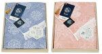 紀尾井ガーゼストール2色セット(木箱・化粧箱はありません)