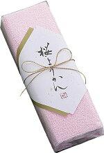 タオルお菓子:桜ようかん
