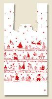 クリスマスビニール袋