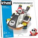 ケネックス K'NEX マリオカート ヘイホー組み立てセット (42ピース) 38820 ブロック玩具