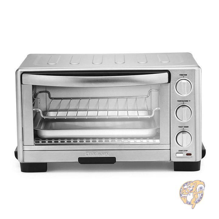 Cuisinart クイジナート TOB-1010 オーブントースター おしゃれ トースターオーブン ブロイラー