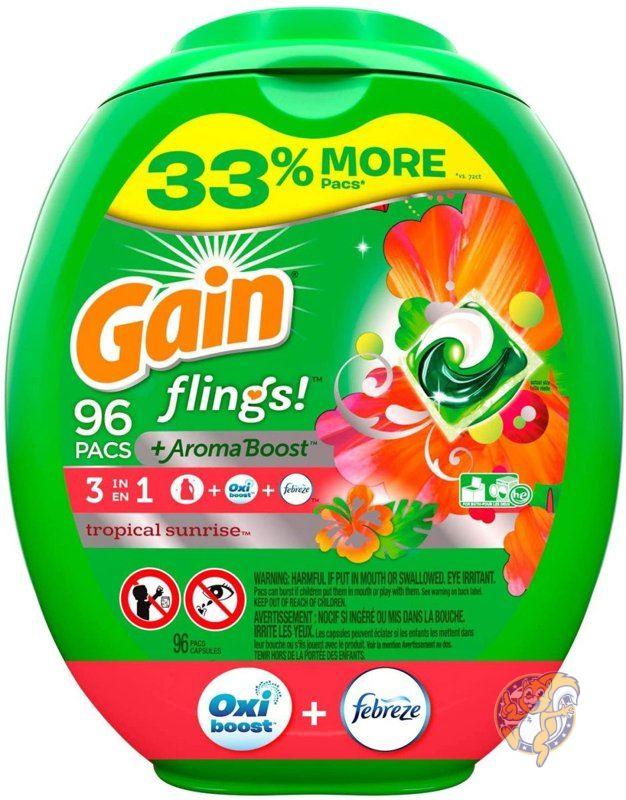 洗濯用洗剤・柔軟剤, 洗濯用洗剤  Gain DCAF155GBAQ02 96